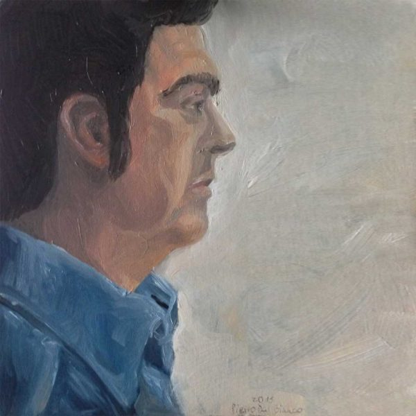 Portrait by Pietro Dal Bianco