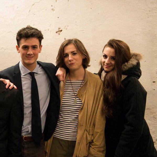 Pietro, Matlide & Caterina