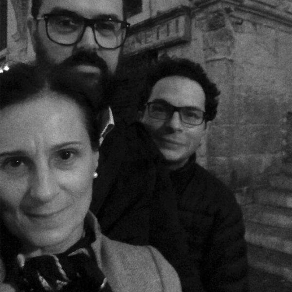 Carlo, Alessandra e Giovanni
