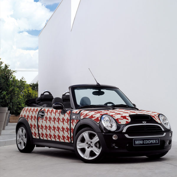 Mini Wears Bisazza