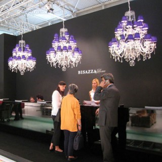 Bisazza booth for Fuorisalone