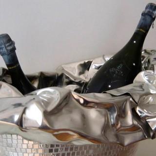 Secchiello per Champagne e Decoro