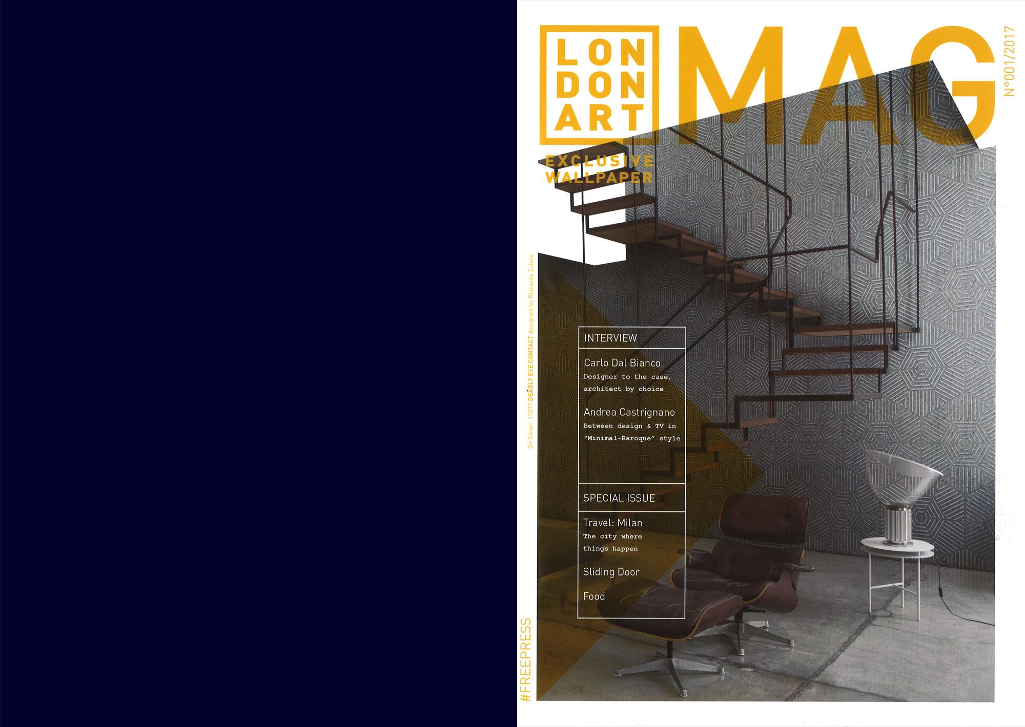 Londonart mag 001