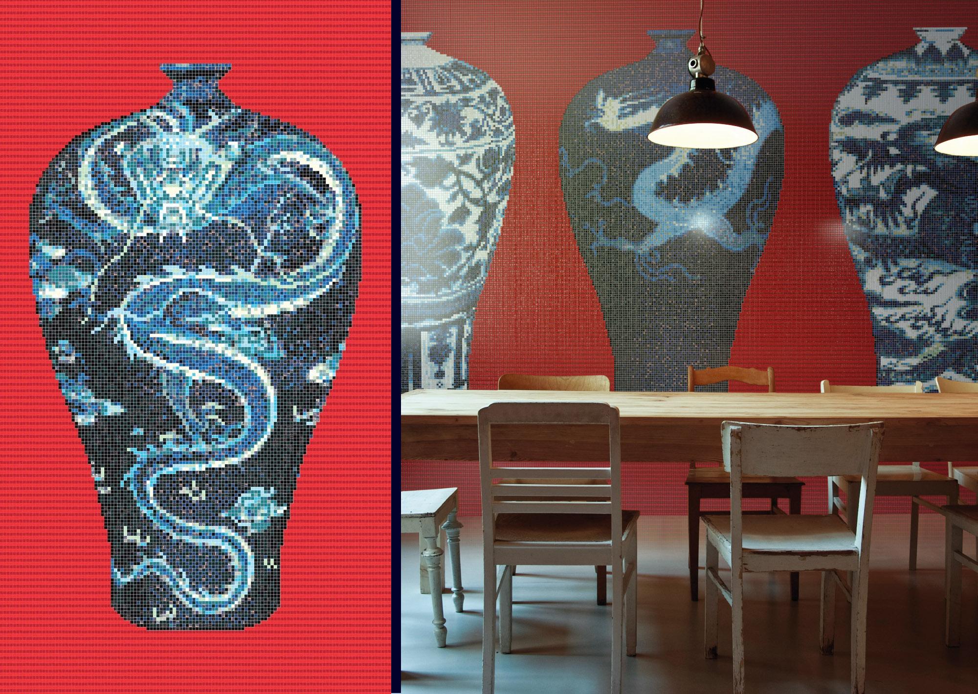 006 blue vases
