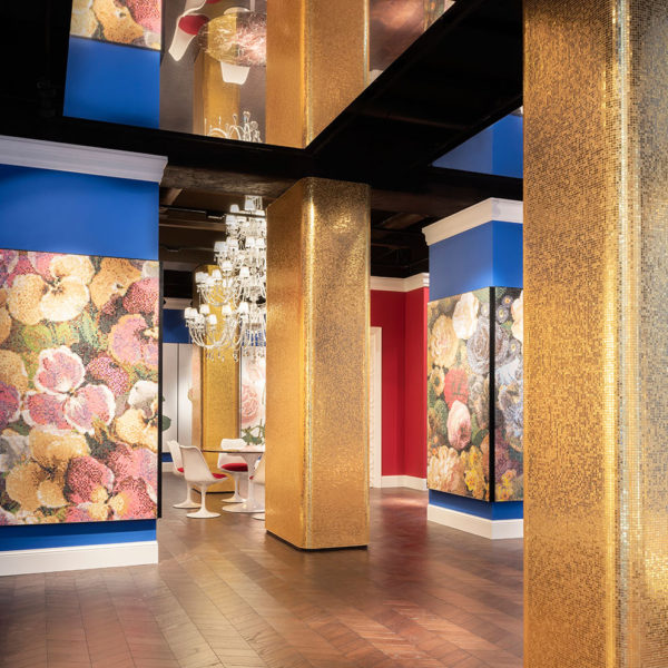 the new Bisazza Flagship Store